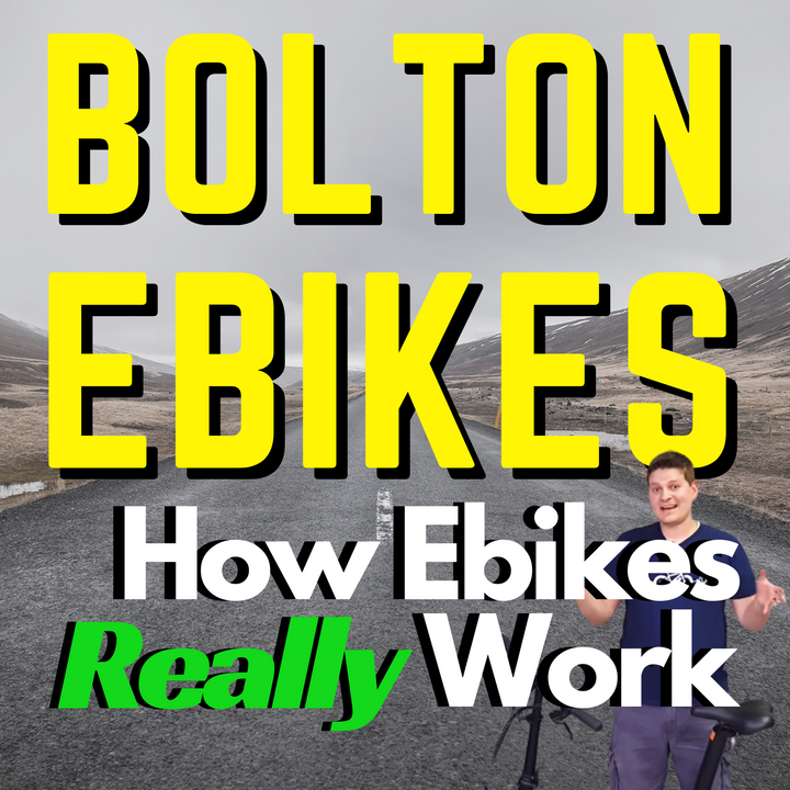How Ebikes Really Work | EP 6