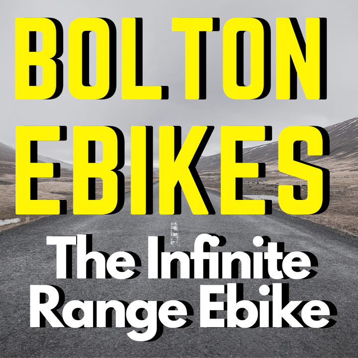 The Infinite Range Ebike | EP 16