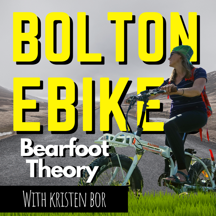 Bearfoot Theory with Kristen Bor | EP 17