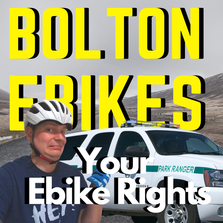 Save Your Ebike Rights | EP 14