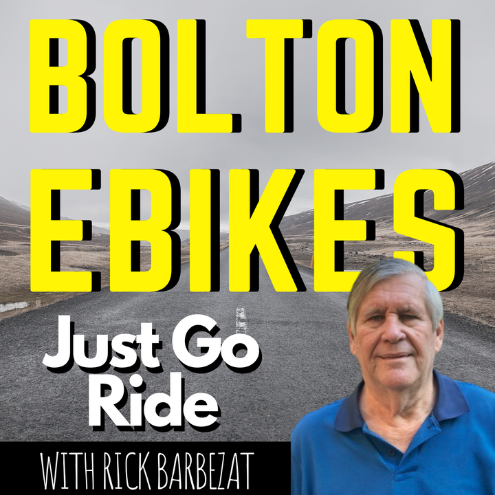 Just Go Ride with Rick Barbezat | EP 15