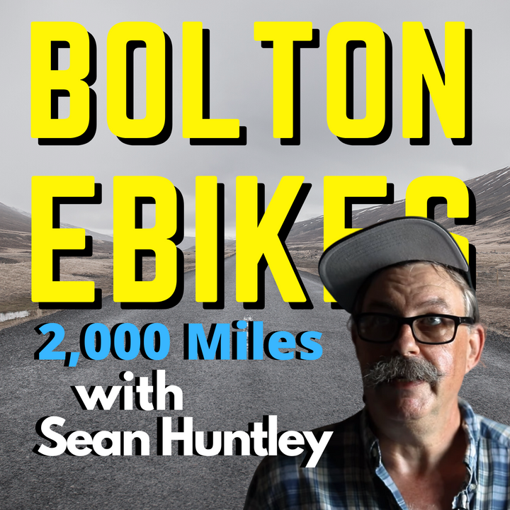 2000 Miles with Sean Huntley | EP 5