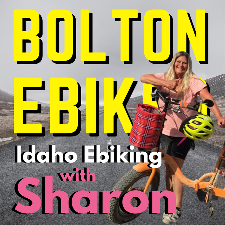 Idaho Ebiking with Sharon | EP 3