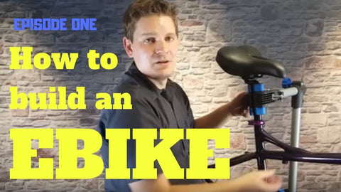Bolton Ebikes Grass Valley - Youtube Video - How to build an Ebike