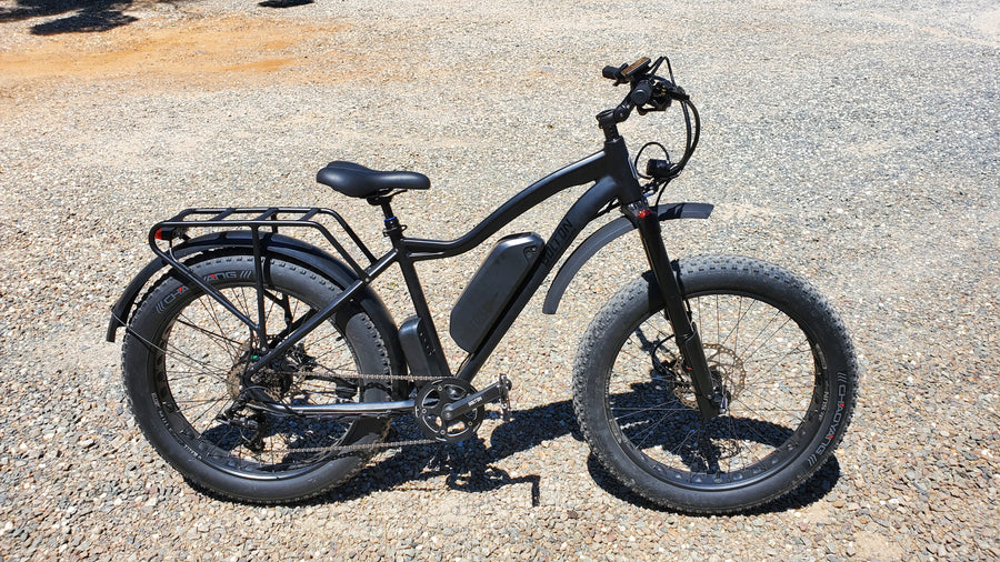 Bolton Ebikes BlackBird - Summer Delivery