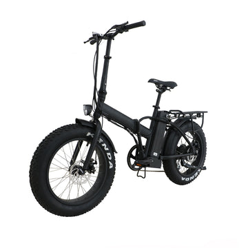 The Avenger - Fat Mini Folding Bike - Backorder Shipping Mid-June
