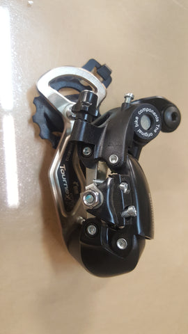 Shimano Tourney 7 speed rear derailleur