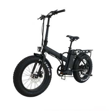 2021 Avenger - Fat Mini Folding Bike - March Shipping