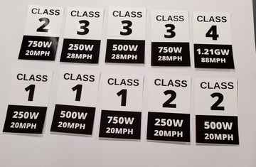 Class Stickers Bundle