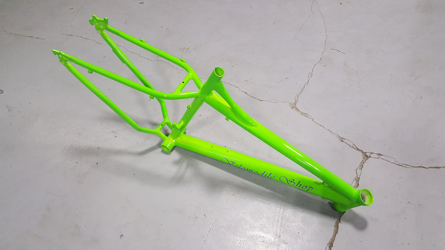 Aluminum Fat Bike Frame