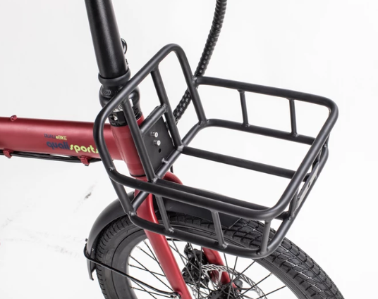 Front Rack - Volador/Dolphin