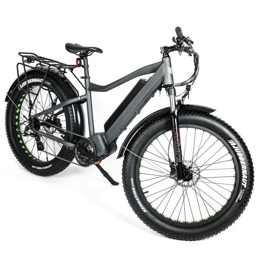 Best View Bolton Ebikes 1000W Mid Drive Grey