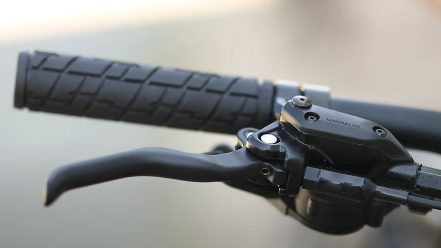 The Sabre - Step Through 1000 Watt Mid Drive Fat Bike - January Delivery