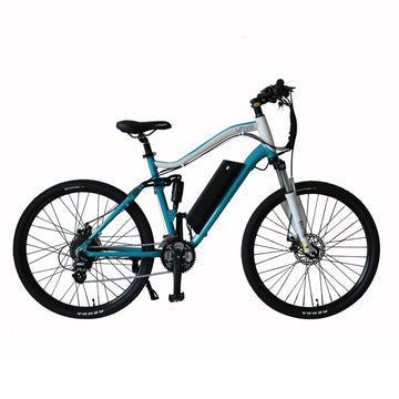 350 watt Full Suspension Mountain Bike