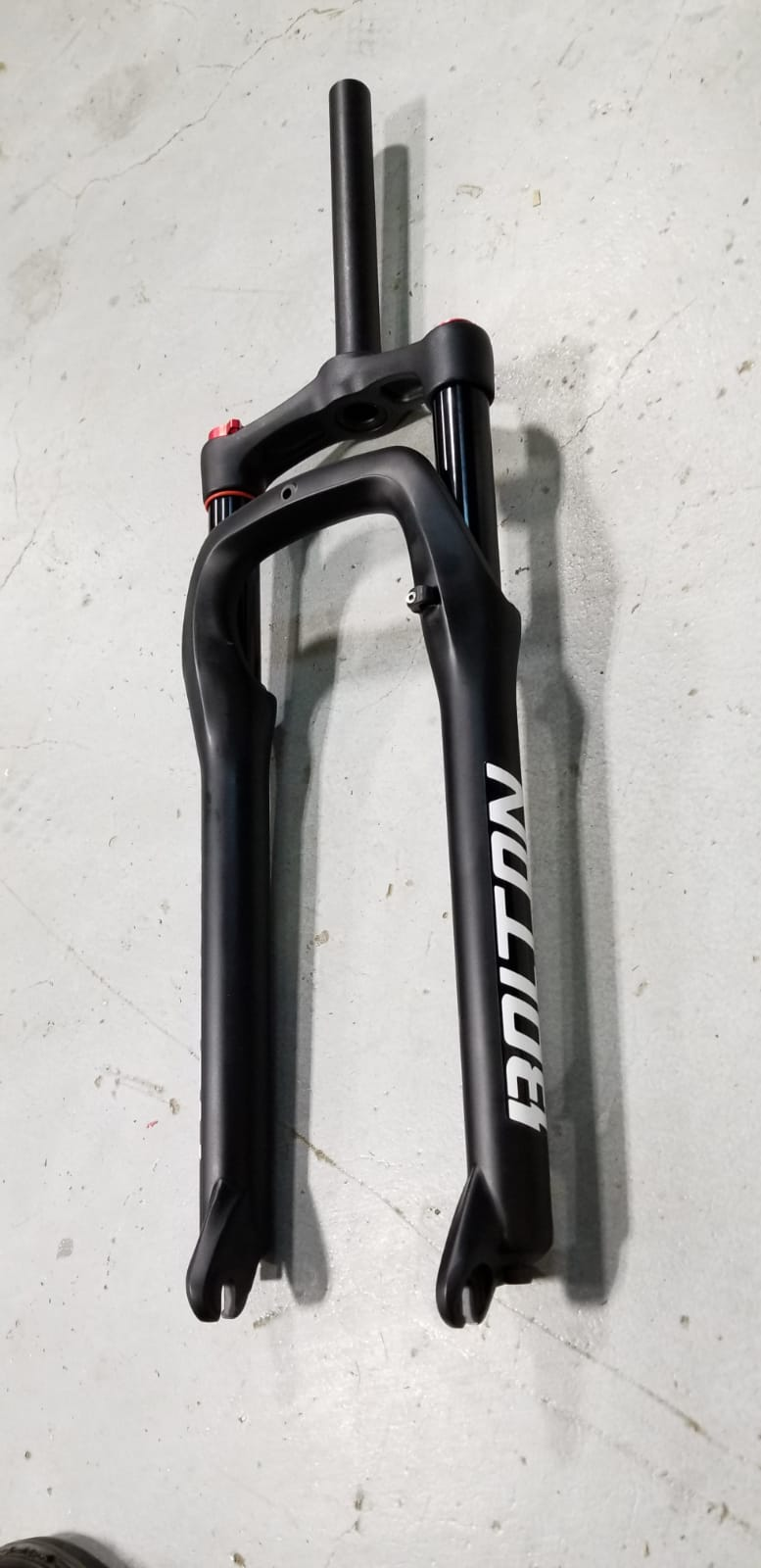 Fat Bike Suspension Fork