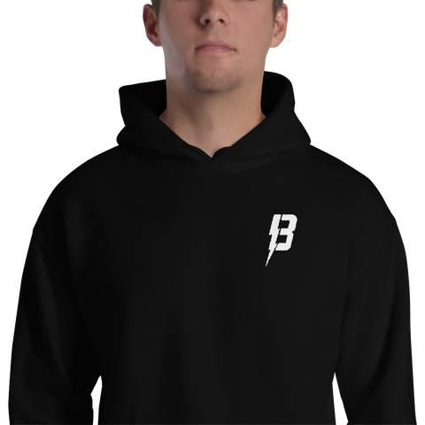 Bolton Hooded Sweatshirt - Free US Shipping