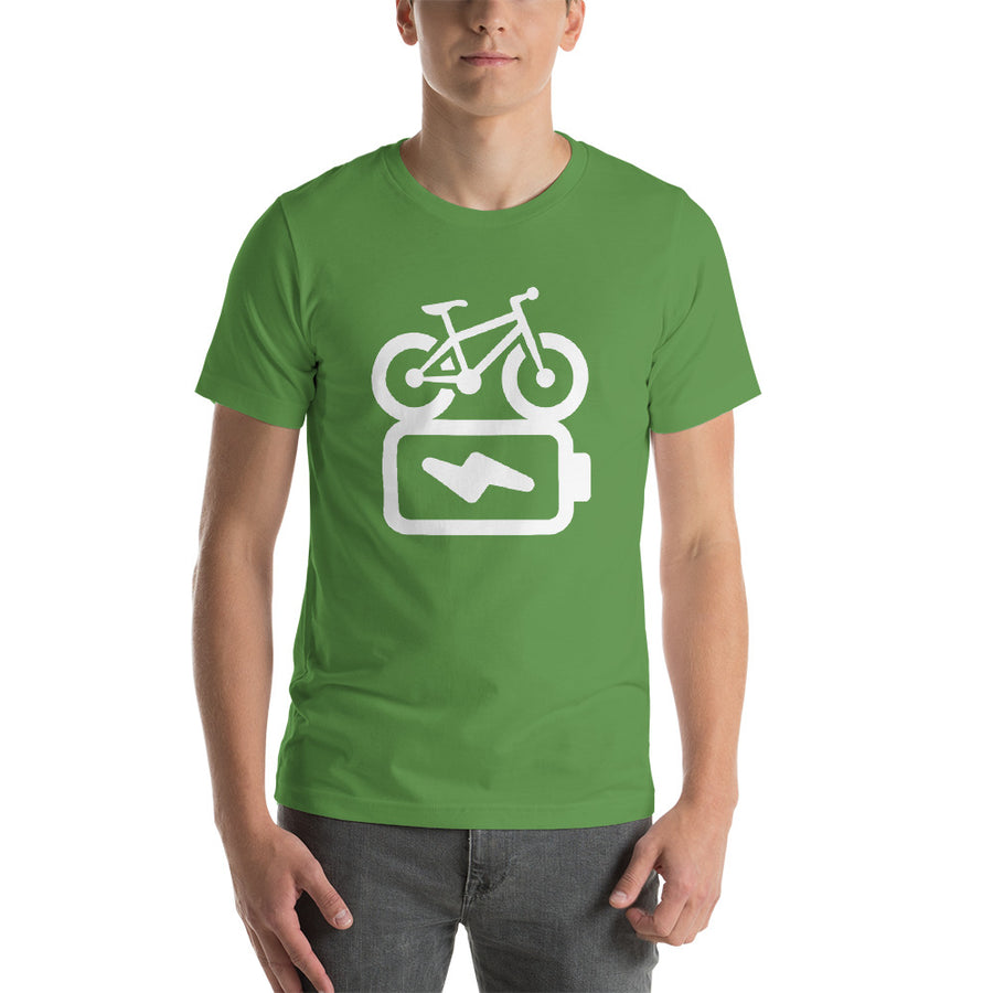 Green Fat Ebike Tee