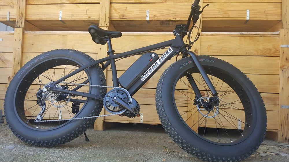 Sierra Ebike Electric Fat Bike