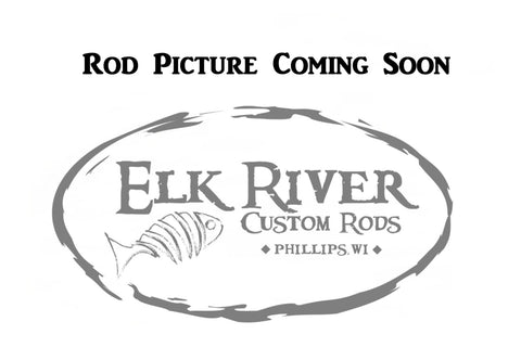 8'6'' Heavy ERX Musky Casting - Full Grip Handle