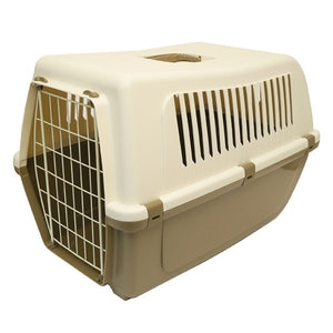 Classic 60 Plastic Cat Carrier,Cat Carriers,Rosewood,Animal World UK - Animal World UK