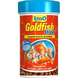 Tetra Goldfish Sticks Fish Food