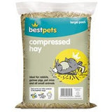 Bestpets Compressed Hay,Small Animal Forage,Bestpets,Animal World UK - Animal World UK