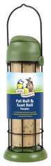 Harrisons Flip Top Wild Bird Fat/Suet Ball and Roll Feeder,Wild Bird Feeders,Harrisons,Animal World UK - Animal World UK