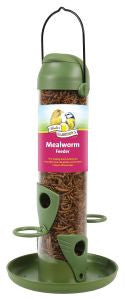Harrisons Flip Top Wild Bird Mealworm Feeder,Wild Bird Feeders,Harrisons,Animal World UK - Animal World UK