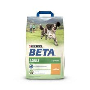 Beta Adult Chicken Dry Dog Food,Dry Dog Food,Beta,Animal World UK - Animal World UK