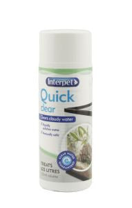 Interpet Quick Clear Aquarium Treatment