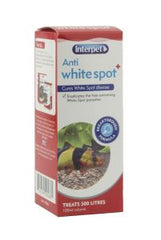 Interpet Anti White Spot Aquarium Treatment,Aquarium Treatments,Interpet,Animal World UK - Animal World UK