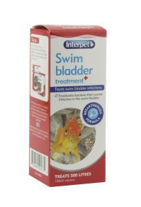 Interpet Swim Bladder Aquarium Treatment