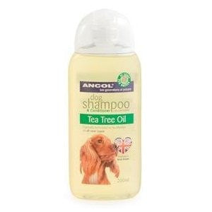 Ancol Tea Tree Dog Shampoo,Dog Shampoo,Ancol,Animal World UK - Animal World UK
