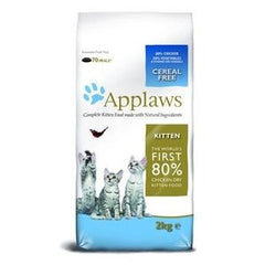 Applaws Kitten Chicken Dry Food,Dry Cat Food,Applaws,Animal World UK - Animal World UK