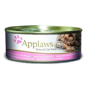 Applaws Tuna Fillet with Prawn Wet Cat Food,Wet Cat Food,Applaws,Animal World UK - Animal World UK