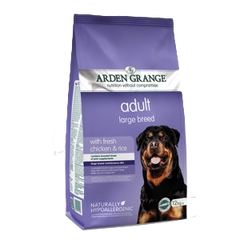 Arden Grange Adult Large Breed Chicken & Rice Dry Dog Food,Dry Dog Food,Arden Grange,Animal World UK - Animal World UK