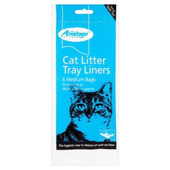 Armitage Medium Cat litter Tray Liners,Cat Litter Trays,Armitage,Animal World UK - Animal World UK