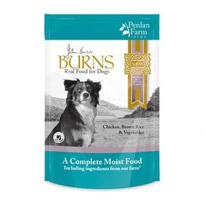 Burns Penlan Farm Chicken, Vegetables & Brown Rice Wet Dog Food