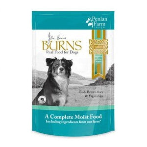 Burns Penlan Farm Fish, Vegetables & Brown Rice Wet Dog Food