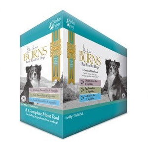 Burns Penlan Farm Mixed Box Wet Dog Food,Wet Dog Food,Burns,Animal World UK - Animal World UK