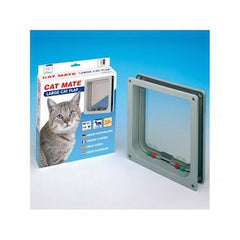 Cat Mate Large Cat Flap,Cat Flaps,Rosewood,Animal World UK - Animal World UK
