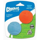 Chuckit Fetch Ball 2 Pack Dog Toys,Dog Toys,Chuckit,Animal World UK - Animal World UK