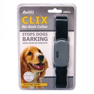 Clix No-Bark Dog Collar,Dog Collars,Company Of Animals,Animal World UK - Animal World UK