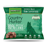 Natures Menu Frozen Country Hunter Nuggets with British Lamb