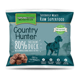 Natures Menu Frozen Country Hunter Nuggets with Succulent Duck