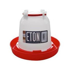 Eton Tusk Plastic Poultry Drinker,Poultry Feeders,Eton,Animal World UK - Animal World UK