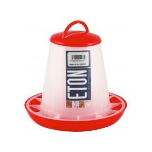 Eton Tusk Plastic Poultry Feeder,Poultry Feeders,Eton,Animal World UK - Animal World UK