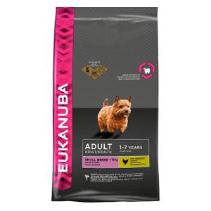 Eukanuba Adult Small Breed Chicken Dry Dog Food,Dry Dog Food,Eukanuba,Animal World UK - Animal World UK