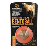 Starmark Everlasting Bento Ball Dog Toy,Dog Toys,Rosewood,Animal World UK - Animal World UK