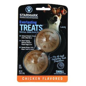 Starmark Everlasting Dog Treats,Dog Toys,Rosewood,Animal World UK - Animal World UK